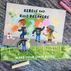 Make Your Own Rules Ruler