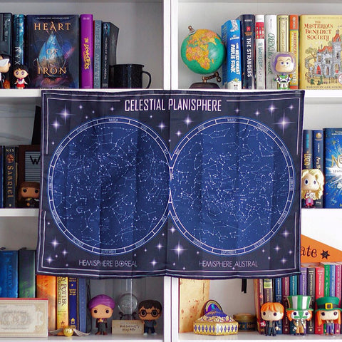 Constellation Map Tapestry