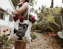 Exclusive Wild Things Tote Bag