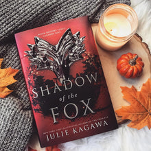 Shadow of the Fox (Exclusive Signed Edition w/ Author Letter and Bookmark)