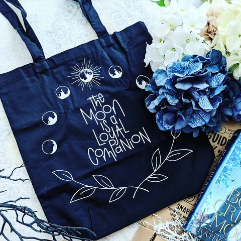 Loyal Companion Tote Bag