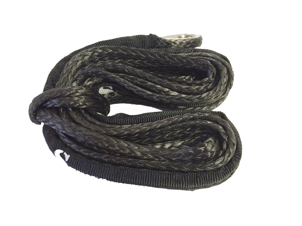 "DuraSeries Synthetic Winch Line 3/16"" 50ft - Grey"