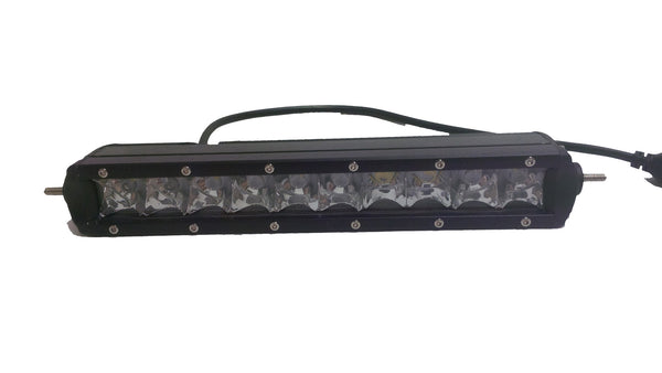 "10"" Single Row DuraSeries Combo LED Light Bar"