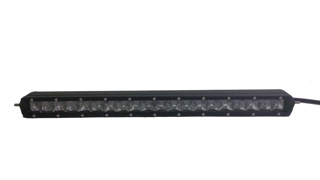 "20"" Single Row DuraSeries Combo LED Light Bar"