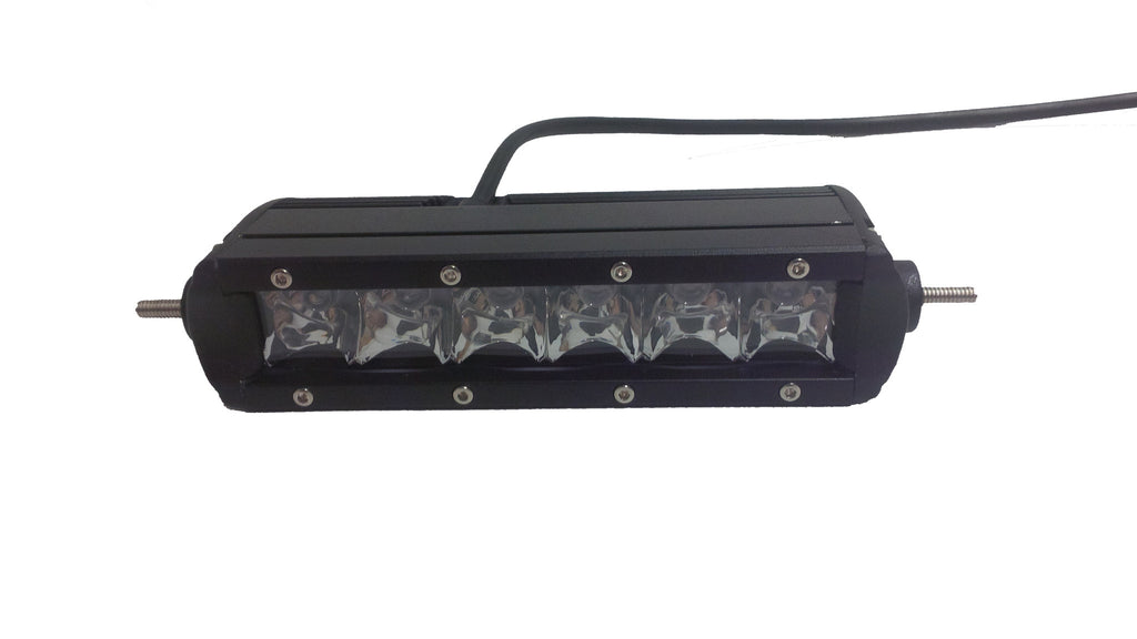 "6"" Single Row DuraSeries Spot LED Light Bar"