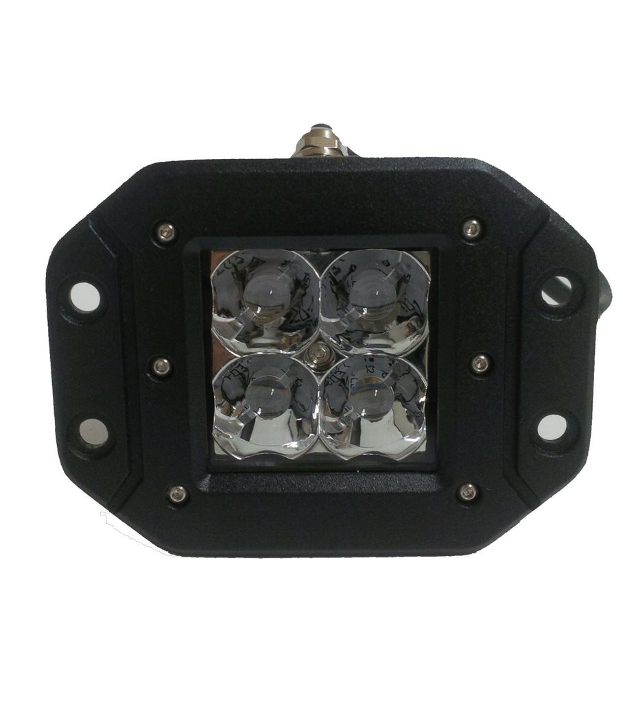DuraSeries Flush Mount Flood LED Cube