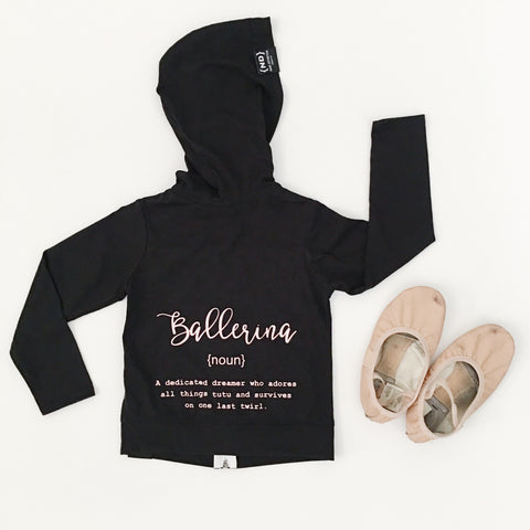 Ballerina definition jacket Name Definition Apparel