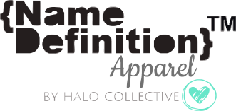 Name Definition Apparel