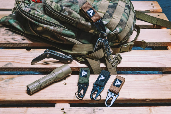 Vent Standard Issue Carabiner