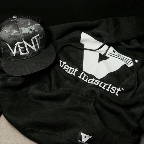 Vent Standard Issue Pull Over Hoodie