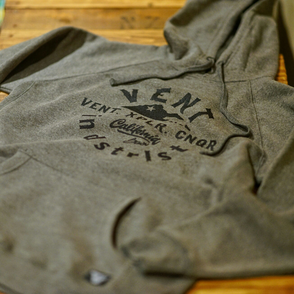 Vent California Born Pull Over Hoodie