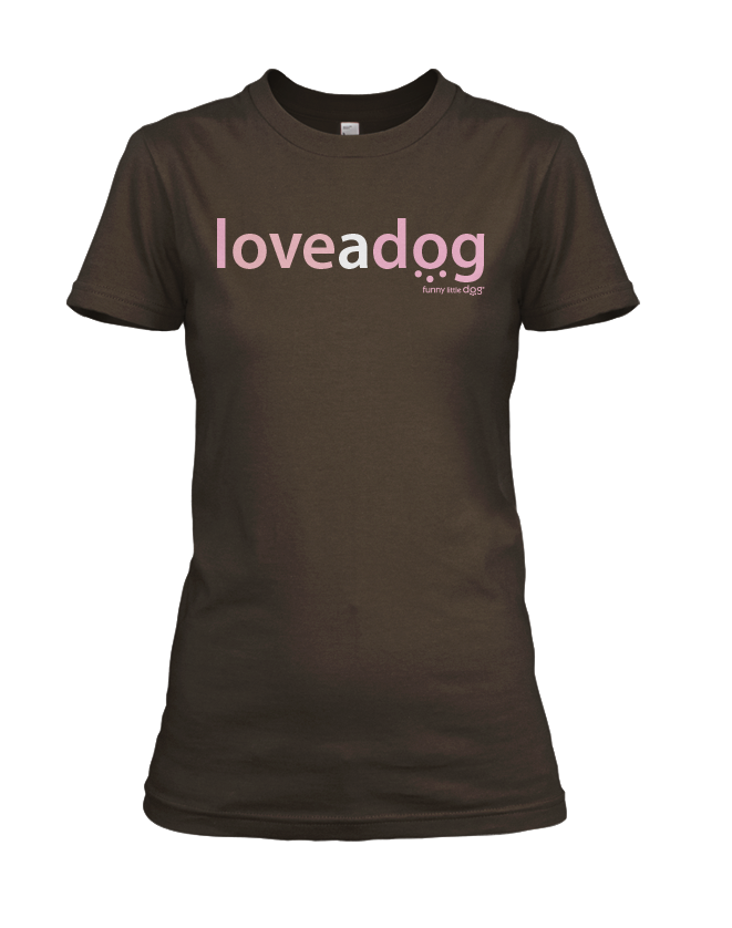 Loveadog Short Sleeve T-Shirt