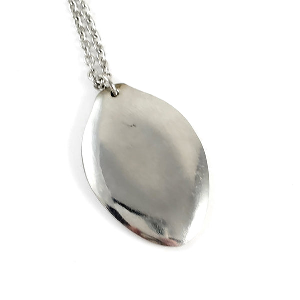 Rolex Zermatt Matterhorn Hinterdorf Stainless Steel Spoon Necklace by midnight jo