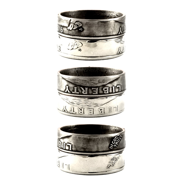 washington quarter rings by midnight jo