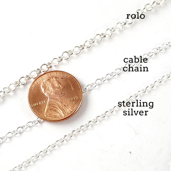 Rogers Jubilee Flatware Bar Bead Necklace