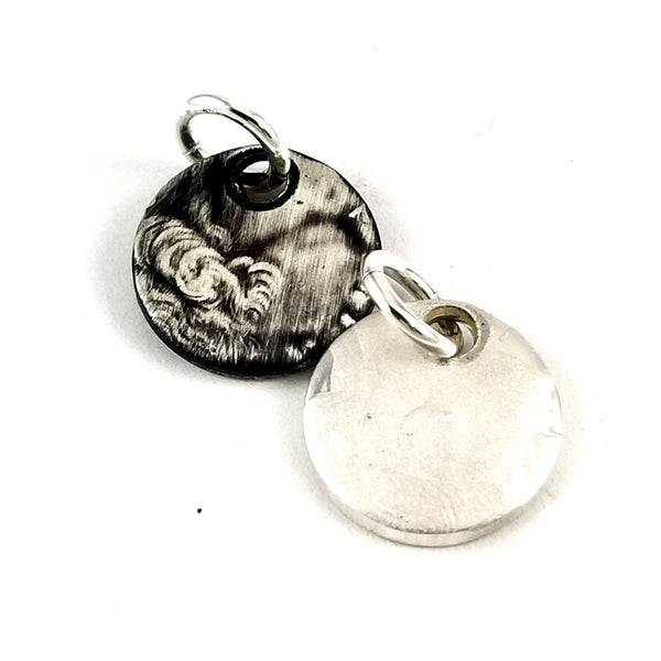 90% Silver National Park Quarter Punch Out Charm Necklace