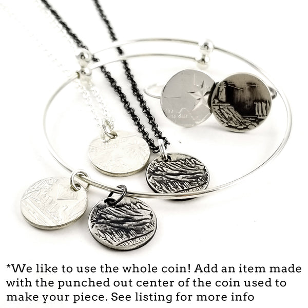 coin punch out jewelry by midnight jo