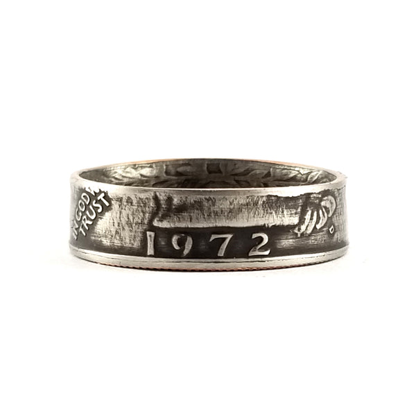 1972 Quarter Ring by midnightjo