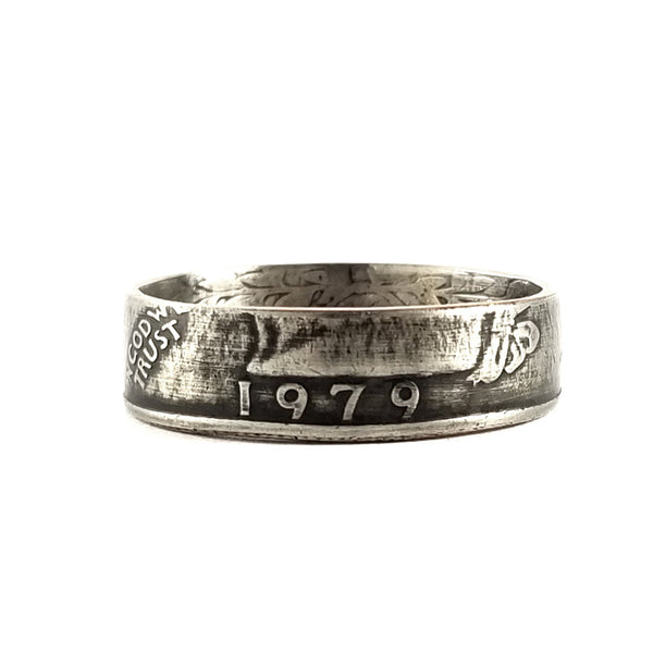 1979 Quarter Coin Ring by midnight jo