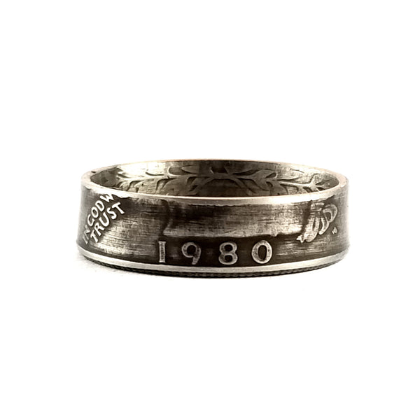 1980 Quarter Ring by midnight jo