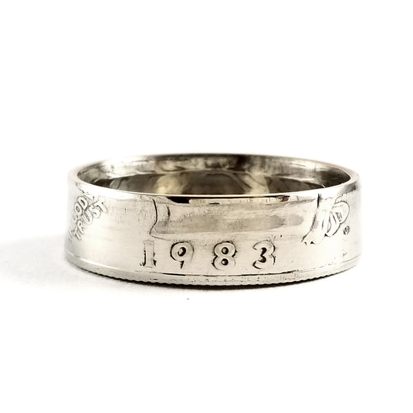 1983 Quarter Coin Ring by midnight jo
