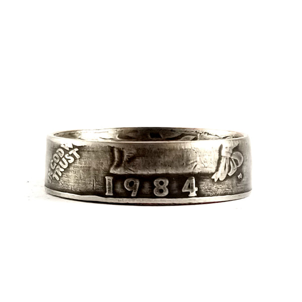 1984 Quarter Ring by midnight jo