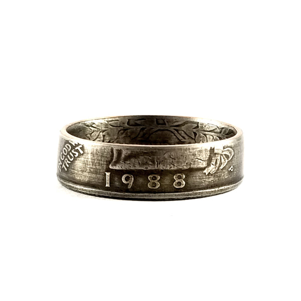 1988 Quarter Ring by midnightjo