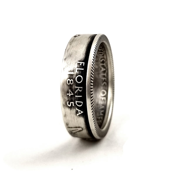 90% silver florida coin ring by midnight jo