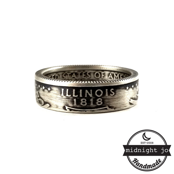illinois coin ring