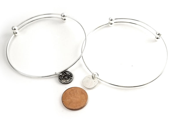state coin charm bracelet by midnight jo