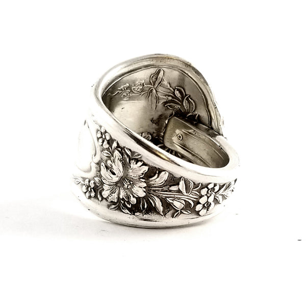 1909 Rogers Beauty Spoon Ring by Midnight Jo