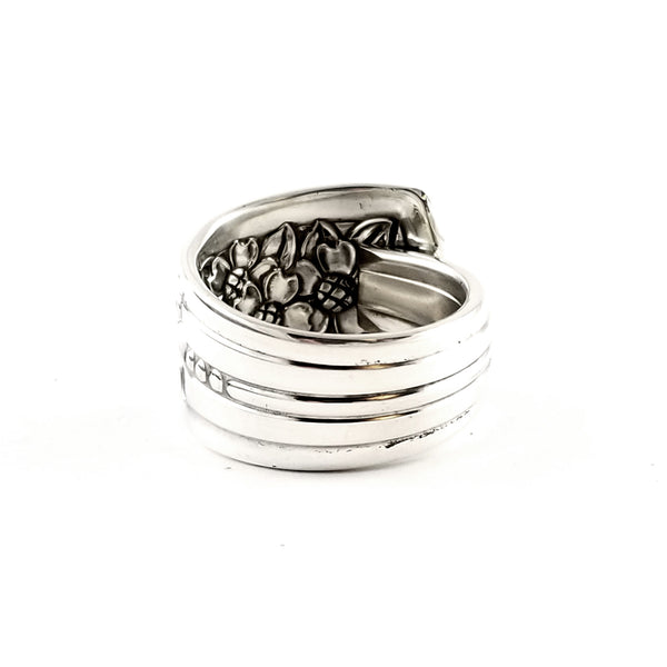 International Silver Belle Spoon Ring by Midnight Jo