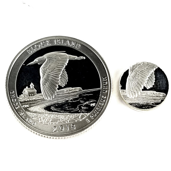 silver block island quarter midnight jo
