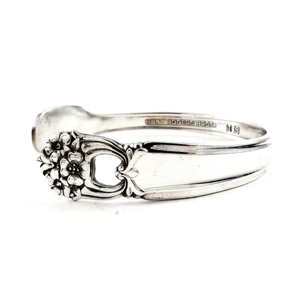 International Eternally Yours Spoon Cuff Bracelet by Midnight Jo