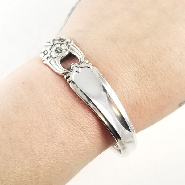 International Eternally Yours Spoon Cuff bangle by Midnight Jo