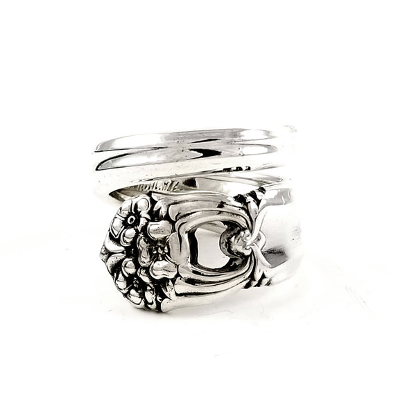 International Eternally Yours Wrap Around Spoon Ring by midnight jo