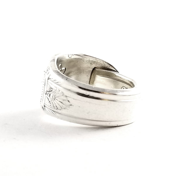 Rogers First Love Spoon Ring by Midnight Jo