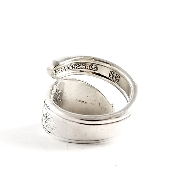 Rogers First Love Wrap Around Spoon Ring by Midnight Jo