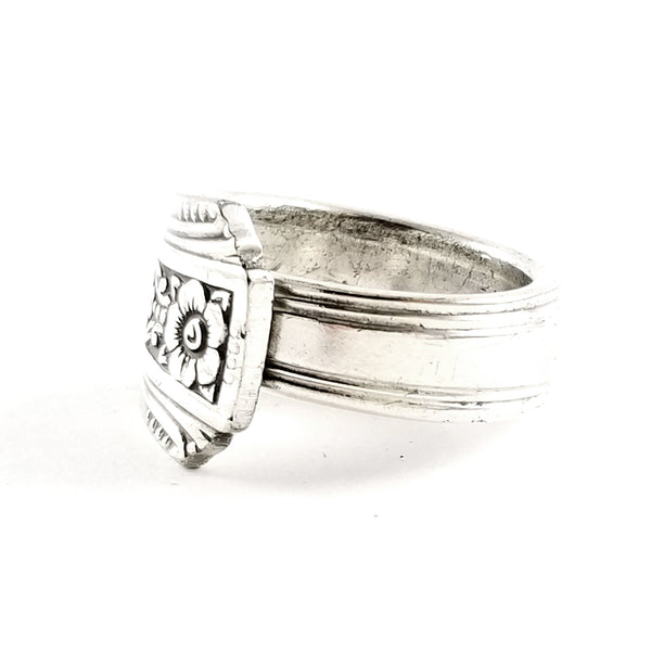 Oneida Fortune Spoon Ring by Midnight Jo