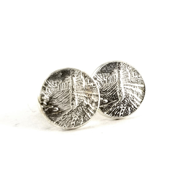 grand canyon national park stud earrings by midnight jo