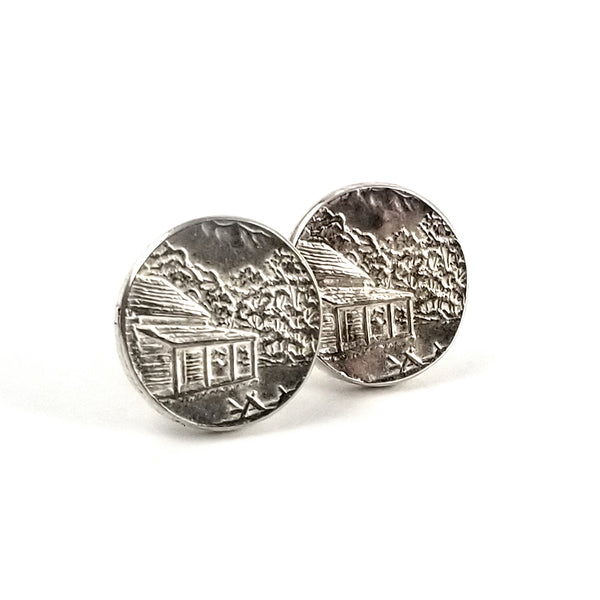 Great Smoky Mountains National Park Coin Earrings by midnight jo