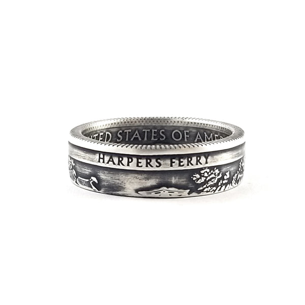harpers ferry coin ring