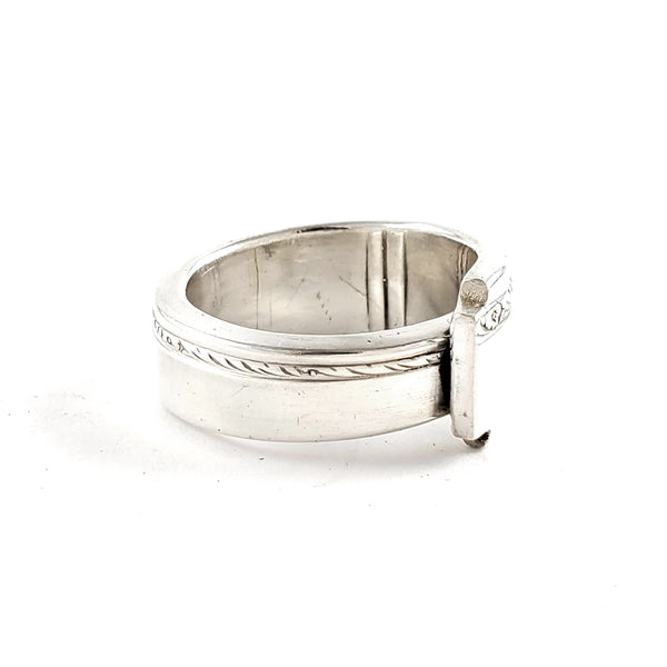 Oneida Grenoble Spoon Ring by Midnight Jo