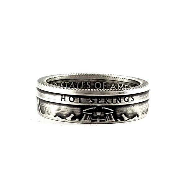 silver hot springs national park coin ring