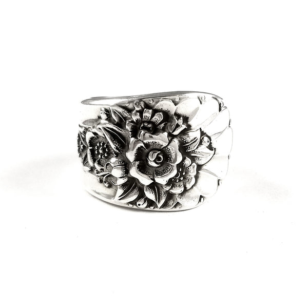 Rogers Jubilee Spoon Ring by midnight jo