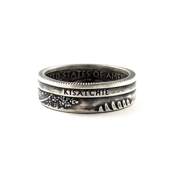 kisatchie atb quarter coin ring