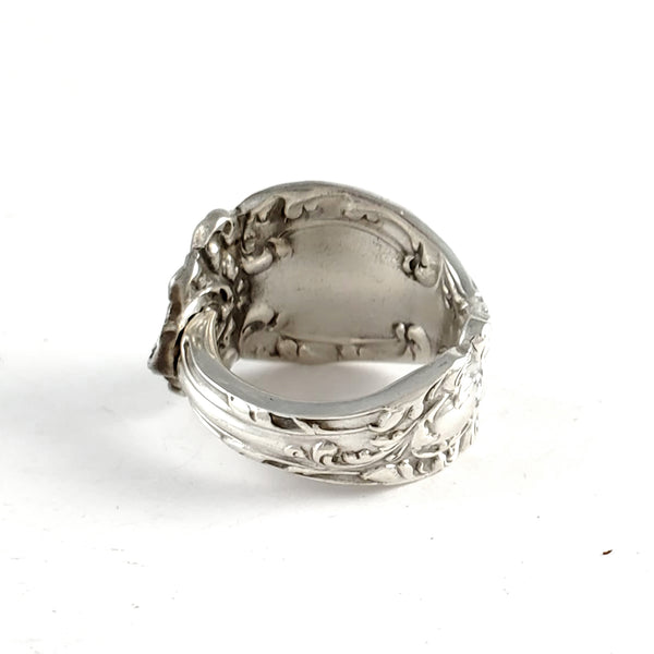 Wallace Lucerne Sterling Silver Spoon Ring by Midnight Jo