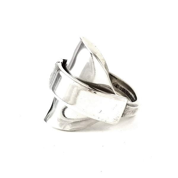 Oneida Morning Star Demitasse Spoon Ring by midnight jo