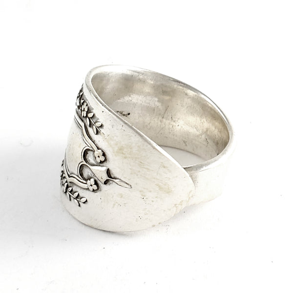 Lunt Mount Vernon Sterling Silver Spoon Ring by Midnight Jo