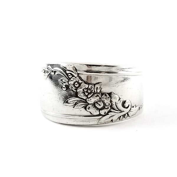Oneida Queen Bess II Spoon Ring by midnight jo